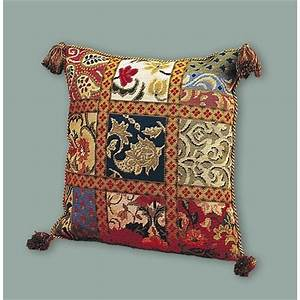 Glorafilia Florence Cushion Needlepoint Tapestry Kit