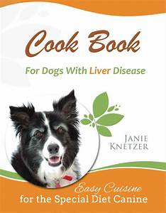 Homemade Recipes For Dogs Suffering From Liver Disease