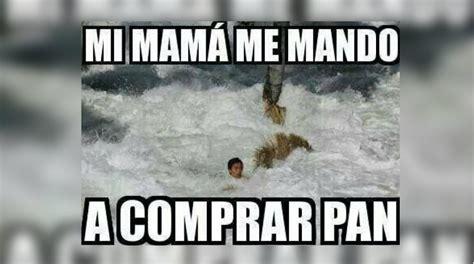 Memes De Lluvias - los memes sobre la lluvia quot inundan quot la web elsalvador com