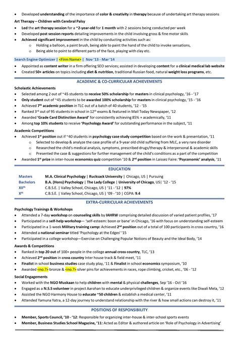 Scholarship Resume Builder by Should You Include Scholarships On Resume Vvengelbert Nl