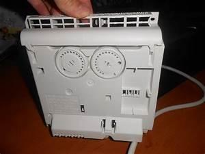 Thermostat Radiateur Electrique : thermostat radiateur electrique piece detachee ~ Edinachiropracticcenter.com Idées de Décoration