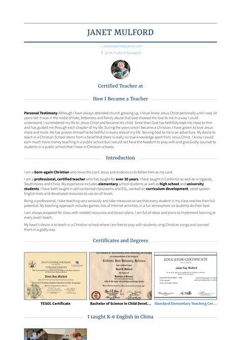 Ministry Resume Template by Youth Pastor Resume Sles Templates Visualcv