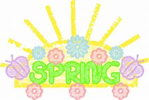 Spring Is Here Clip Art – Cliparts
