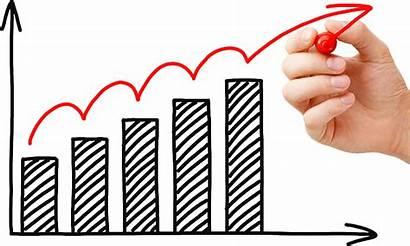 Growth Clipart Arrow Economic Transparent Development Webstockreview