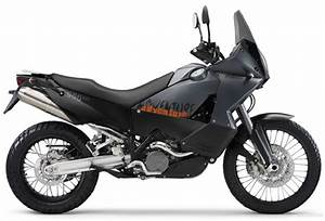 Ktm 990 Adventure Super Duke 2003