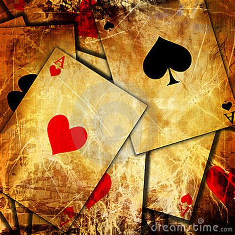 playing cards background stock image image