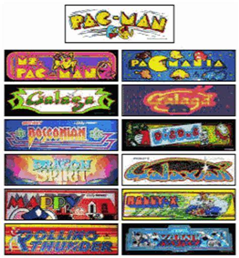 ms pac man pac man aand galaga video arcade machines for