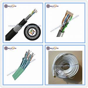 China Networking Lan Cat3 Cat5 Cat5e Cat6 Cat6a Cat7