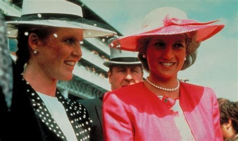 Royal revenge: Diana played Cupid to Fergie and Andrew to ...