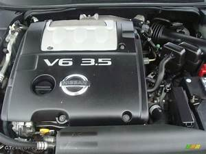 2007 Nissan Maxima 3 5 Se 3 5 Liter Dohc 24