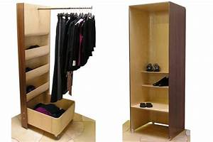 Bedroom wardrobe design interior decorating idea for Small wardrobe designs