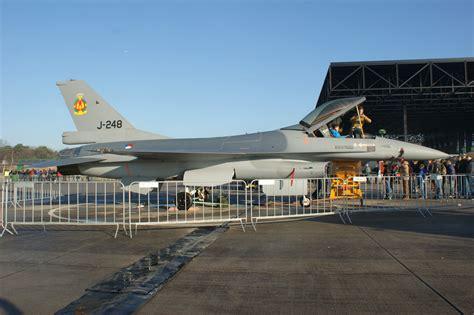 General Dynamics F16a Fighting Falcon J248 Nationaal