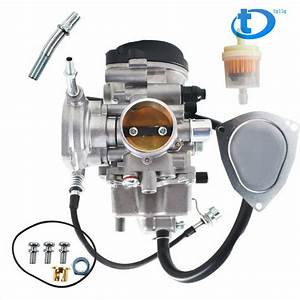 Carburetor For 1999 2000 Bombardier Traxter 500 4x4 4wd
