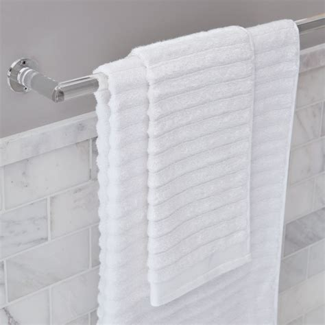 acrylic towel bars cb