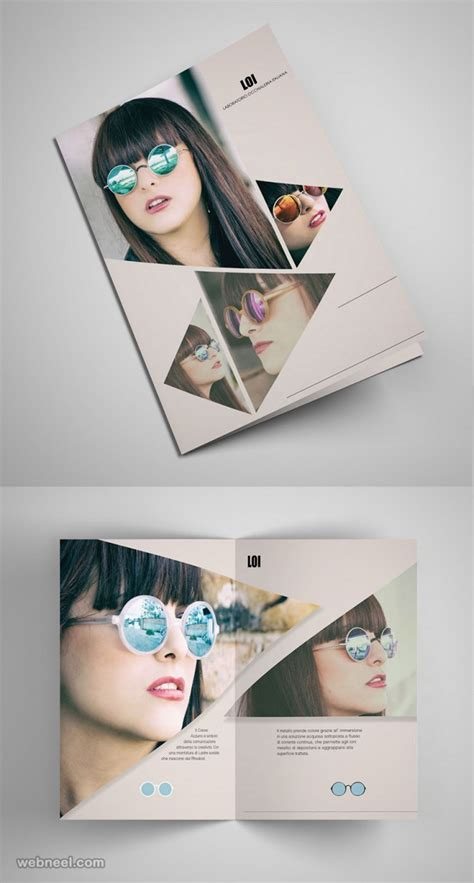 creative brochure design 26 best and creative brochure design ideas for your