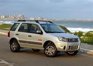 Ford Ecosport 2011  Ofrece 98 Y 143 Caballos De Fuerza