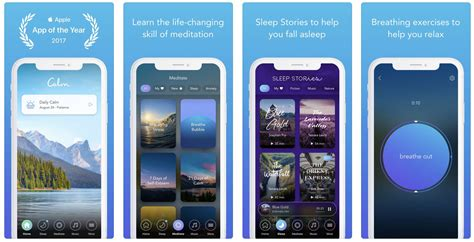 meditation apps for ios to help you relax