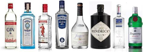 brands of gin best liquors what is your favorite gin and why the