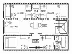 home design plan conex house plans container house design