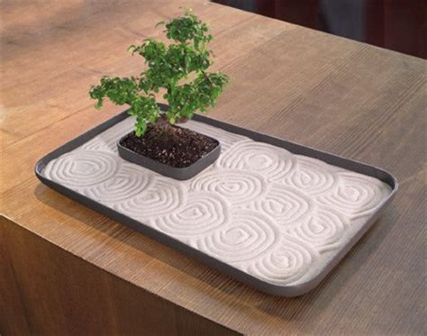 tabletop zen garden nature connect stressed out energize your work spot with