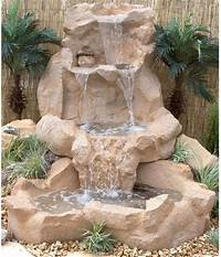 outside water fountains Outdoor Water Fountains - Home Design Elements