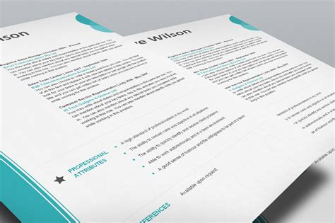 corportate designer resume flat 50 use coupon resume50