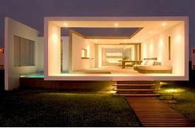 Beach House Design Modern Small Beach House Design In Peru By Javier Artadi Arquitecto