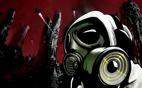Dubstep Gas Mask Wallpaper 66 Images