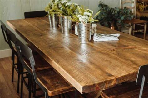 napa east reclaimed wood industrial farm harvest dining