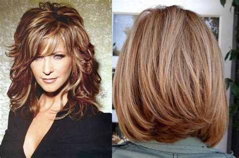 Medium Layered Hairstyles For by 27 Medium Layered Hairstyles For Feed Inspiration