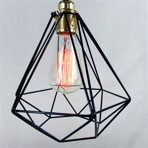 cage pendant light cage pendant light by unique s co