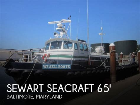 Maryland Used Boat Dealers by For Sale Used 1964 Stewart Seacraft 65 Al200 In Baltimore