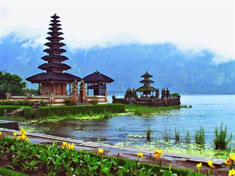 tempat wisata  pulau bali trending zone