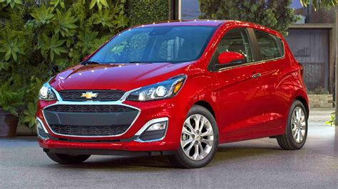 2019 Chevrolet Spark  New Design Youtube