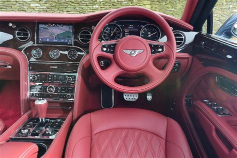 new bentley interior new bentley mulsanne speed 2017 review pictures auto