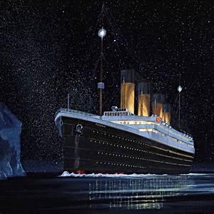 The Iceberg U2019s Accomplice  Did The Moon Sink The Titanic