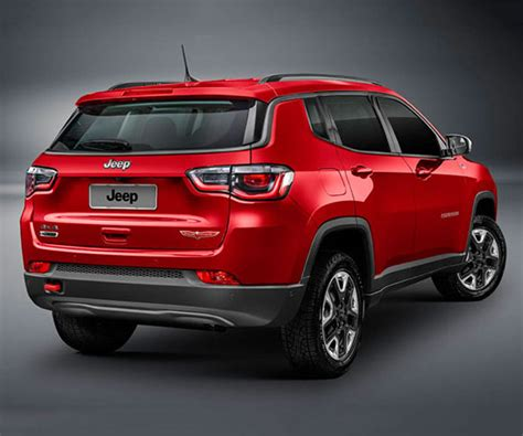 jeep compass price 2018 jeep compass release date price specs interior