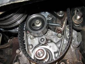 Diy Timing Belt And Water Pump Replacement Corolla 93
