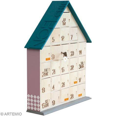 calendrier de l avent en bois no 235 l chic id 233 es et conseils calendrier de l avent