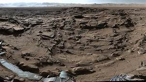 News | Curiosity Mars Rover Crosses Rugged Plateau