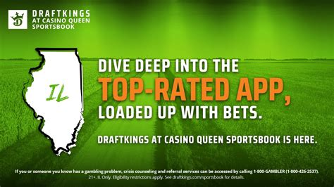 You Can Now Sign Up For DraftKings at Casino Queen ...