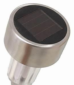 Batterien Für Solarlampen : 6er set led solarlampen edelstahl 3 solarleuchten bei baldur garten ~ Whattoseeinmadrid.com Haus und Dekorationen