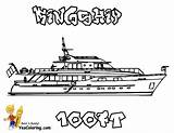 Coloring Yacht Ship Boat Colouring Boats Ft Mega Ships Yachts Boys Luxury Super Sheets Yescoloring Motor Cool sketch template
