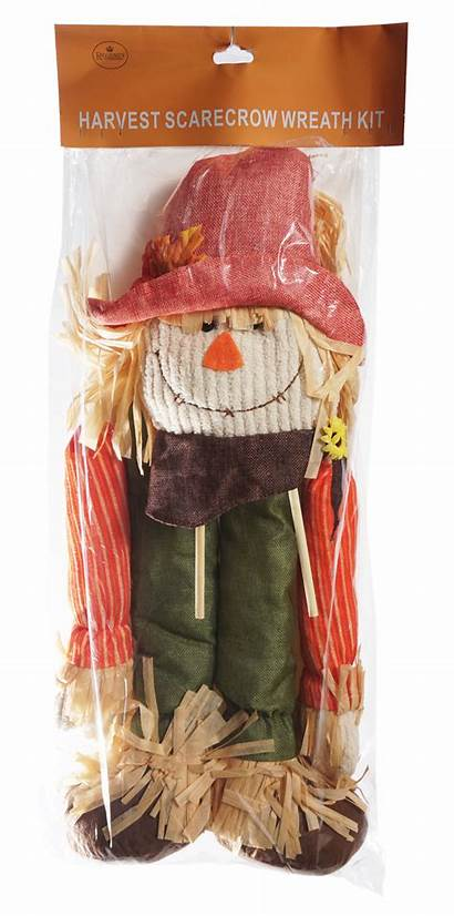 Decor Fall Trees Trends Decorating Impaired Scarecrow