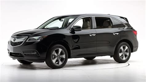 acura mdx earns top safety rating chapman acura blog