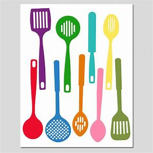 Cutlery Clean Cooking Clipart - Clipart Suggest