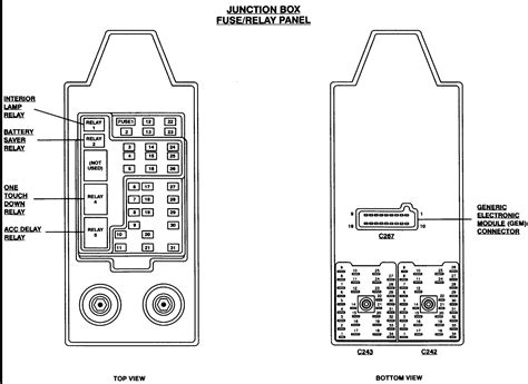 2006 Ford F150 Wiring Diagram Fuse Block by Install Diagram Of Fuse Box For 1999 Ford F150 Toyskids Co
