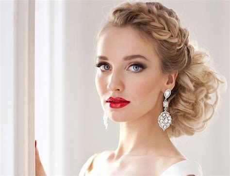 Fabulous Wedding Hairstyles From Elstile