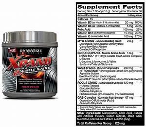 Dymatize Xpand 2x Mini Log  Review Jabmaster