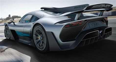 Mercedes Thinking Of Building The Amg Project One In The Uk